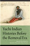 Cover for Yuchi Indian Histories Before the Removal Era