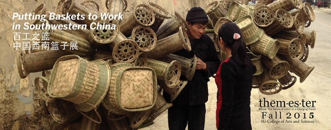 Putting Baskets to Work in Southwestern China