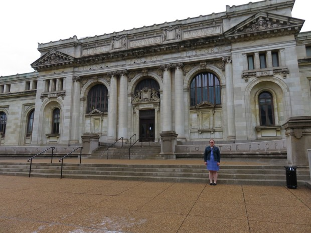 The Historical Society of Washington, D.C. is located in Washington's historic Carnegie Library, dedicated in 1903.