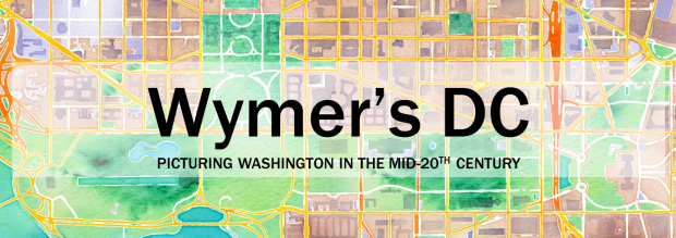 The Wymer's DC Project Logo.
