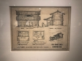 """Scenes from the exhibition """"Architecture China: Specialized Exhibition of Tsinghua Construction Discipline"""" at the Tsinghua University Art Museum. December 8, 2017. Photograph by Jason Jackson."""
