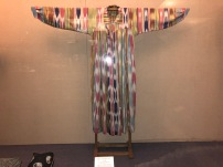 A scene from the Museum of Ethnic Costumes. December 9, 2017. Photograph by Kurt Dewhurst.