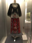 A scene from the Museum of Ethnic Costumes. December 9, 2017. Photograph by Carrie Hertz.