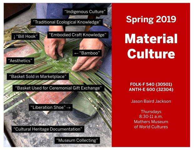 Material Culture Flyer B