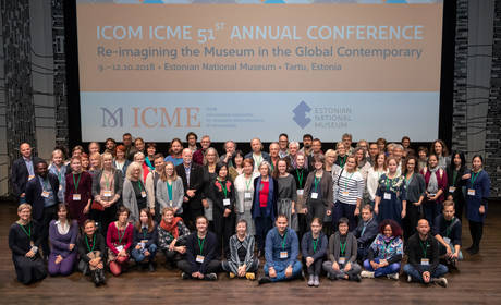ICME Group Photograph (ICME 2018)