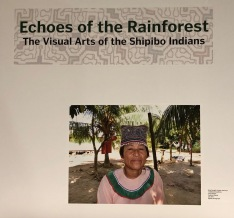 Echoes of the Rainforest: The Visual Arts of the Shipibo Indians