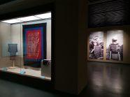 Gallery scene.