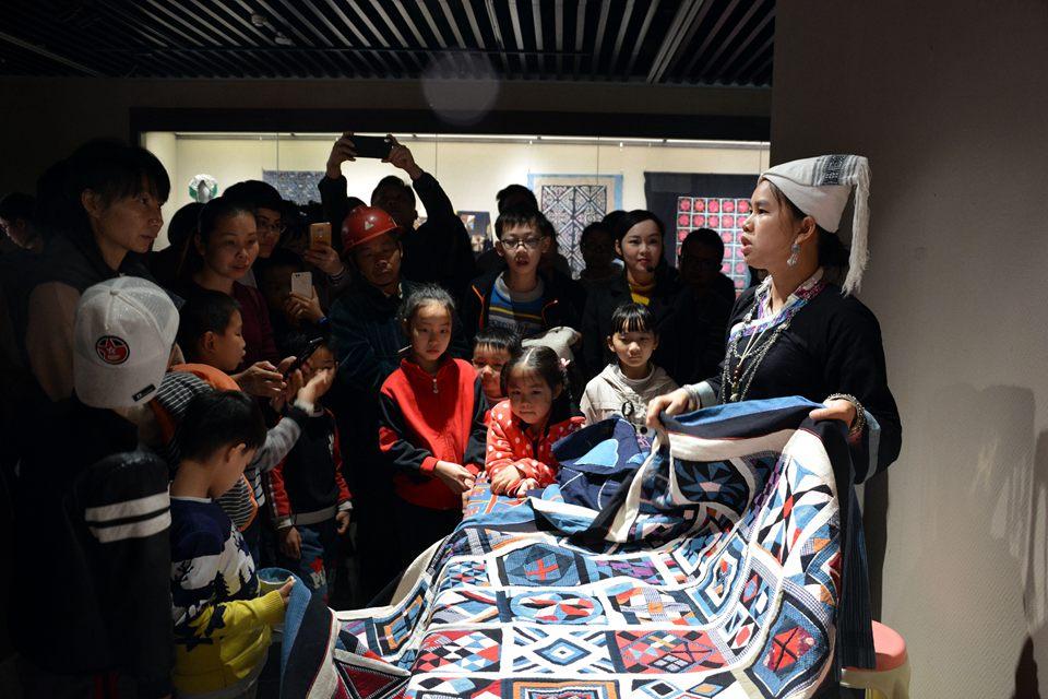 Quilt Exhibition Openging Ceremony 7