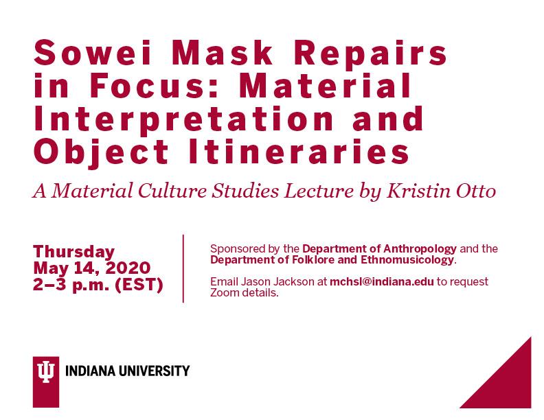 2020-05-14 Otto Lecture