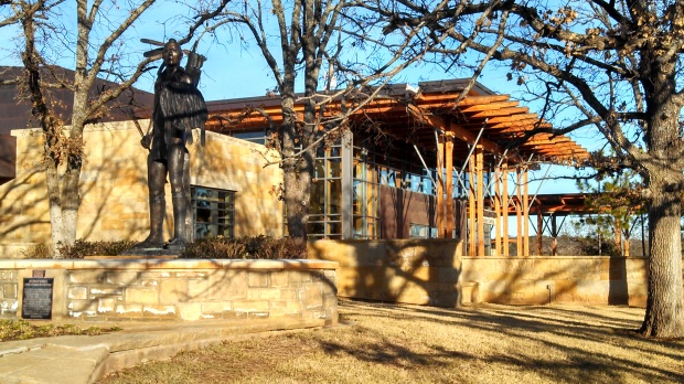 Chickasaw_cultural_center_3